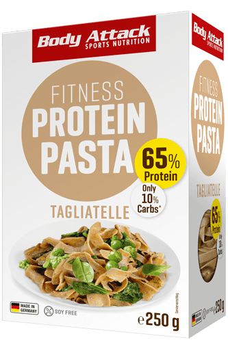 Body Attack Low Carb* Protein Pasta - 250g