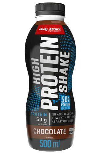 Body Attack Fitness Protein Shake - 500ml