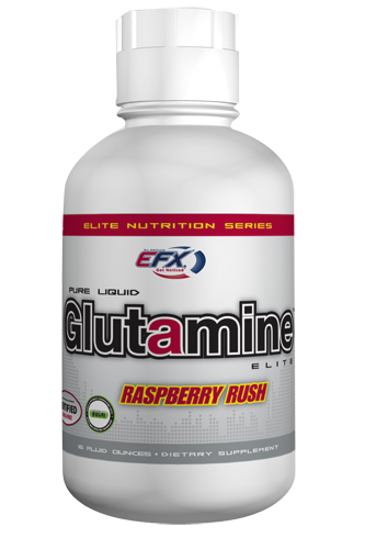 EFX Glutamine Elite Liquid - 453 ml