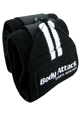Body Attack Sports Nutrition Handgelenkbandagen
