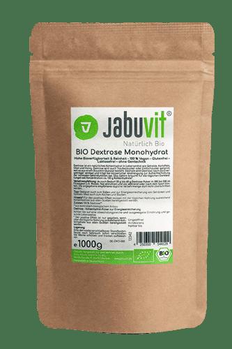 JabuVit Bio Dextrose Monohydrat - 1000g