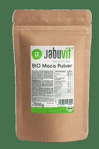JabuVit Bio Maca - 1000g