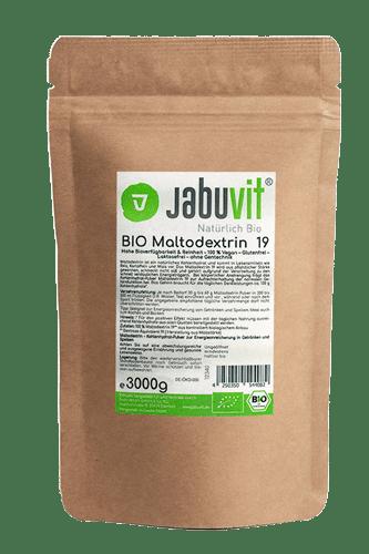 JabuVit Bio Maltodextrin 19 - 3000g