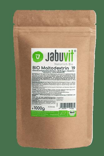 JabuVit Bio Maltodextrin - 1000g