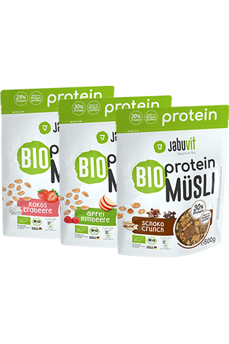 JabuVit Bio Protein-Müsli - 500g