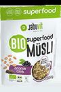 JabuVit Bio Superfood Müsli Aronia & Chia - 500g