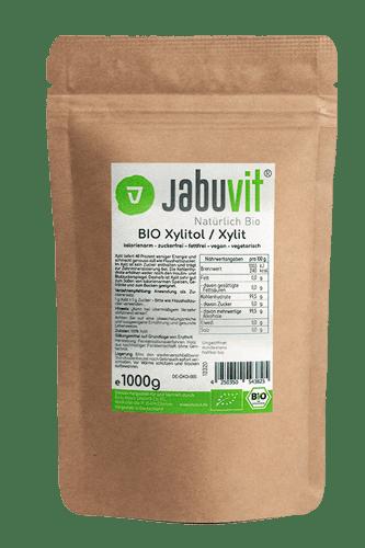 JabuVit Bio Xylitol - 1000g
