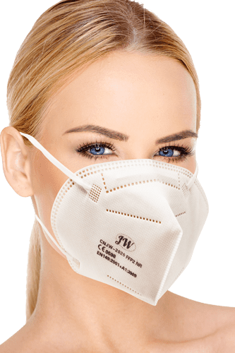 JW FFP2 Maske - 10er Pack