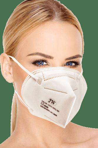 JW FFP2 Maske - 6er Pack
