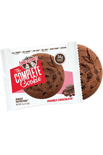 Lenny & Larry´s Complete Cookie Double Chocolate - 113g Restposten
