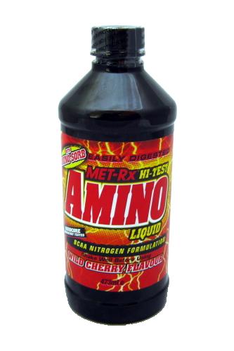 MET-Rx Hi-Test Amino Liquid 437 ml