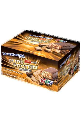 MET-Rx Pure Protein Riegel 6 x 50g