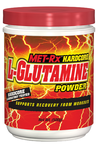 MET-Rx L-Glutamine Powder 500g