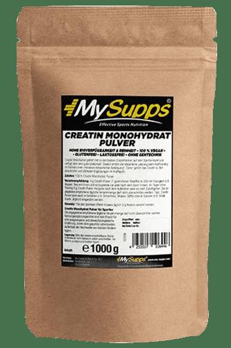 My Supps Creatin Monohydrat - 1000g