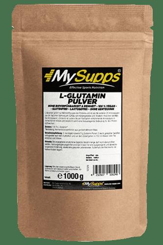 My Supps L-Glutamin - 1kg