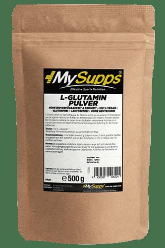My Supps L-Glutamin - 500g