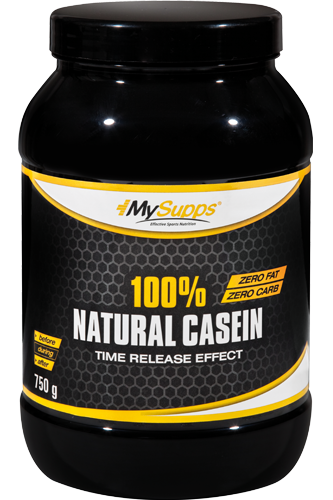 My Supps 100% Natural Casein - 750g