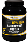 My Supps 100% Natural Whey Protein -