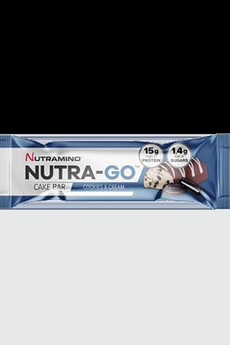 Nutramino Nutra-Go Protein Cake Bar - 38g