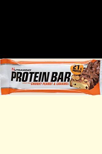 Nutramino Protein Bar Chunky Peanut Caramel - 60g