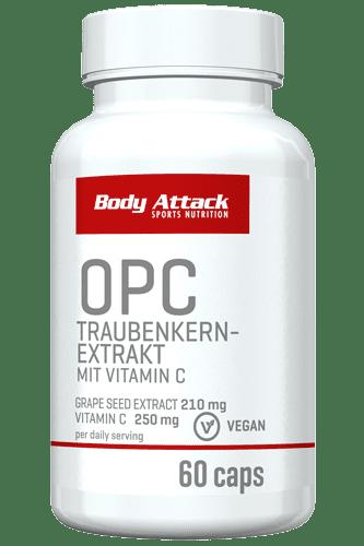Body Attack OPC Traubenkern-Extrakt
