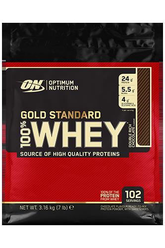 Optimum Nutrition 100% Whey Gold Standard - 3,16 kg