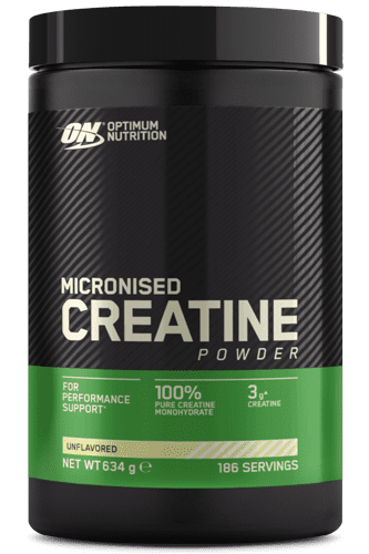Optimum Nutrition Creatine Powder - 634g