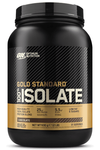 Optimum Nutrition 100% Isolate Gold Standard - 930g