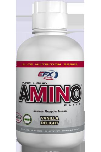 EFX Pure Amino Elite Liquid - 453ml Restposten