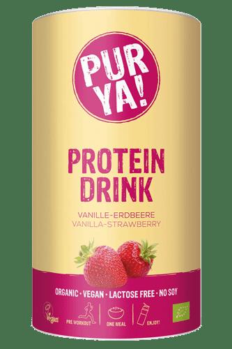 PURYA! Vegan Protein Drink - 550g