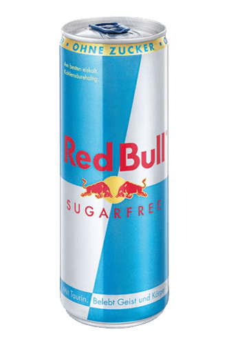 Red Bull Sugarfree Drink - 250ml