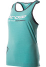 Dcore Tag Loose Tank - T�rkis