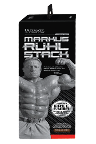 Ultimate Nutrition Markus R�hl Power Stack