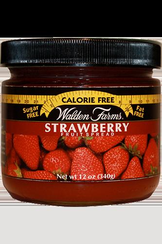 Walden Farms Erdbeer Fruchtaufstrich - 340g