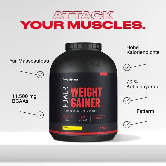 Power Weight Gainer Info