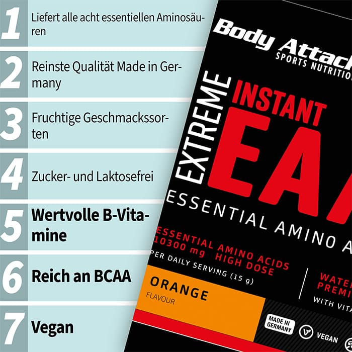 Body Attack Instant EAA Info