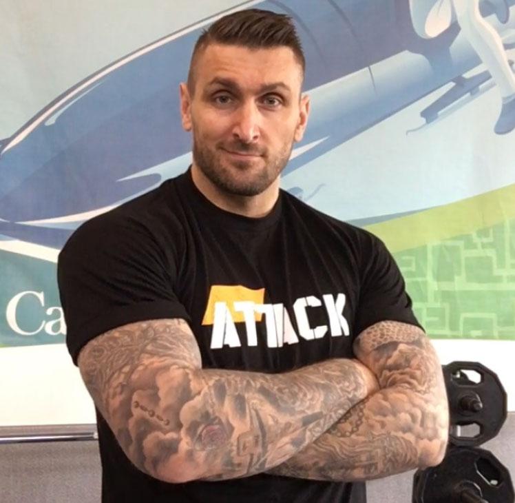Body Attack unterstützt Kevin Kuske