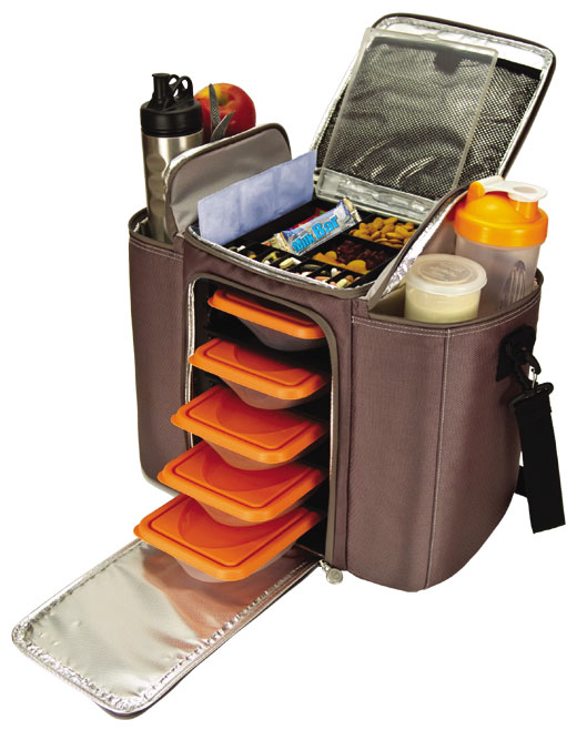 6-Pack Bag Detailansicht
