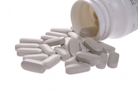 Amino-Tabletten haben keine Gelatineh�lle (Quelle: Shutterstock/robootb)