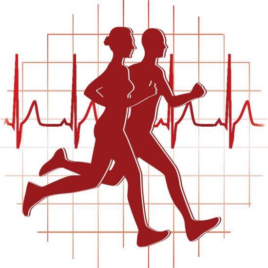 Läufer und Herzfrequenz (Quelle: Shutterstock/Athanasia Nomikou)