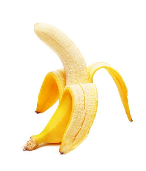 Bananen liefern schnelle Kohlenhydrate (Quelle: Shutterstock/saiko3p)