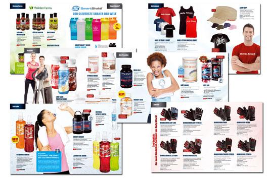 Body Attack Katalog 2013