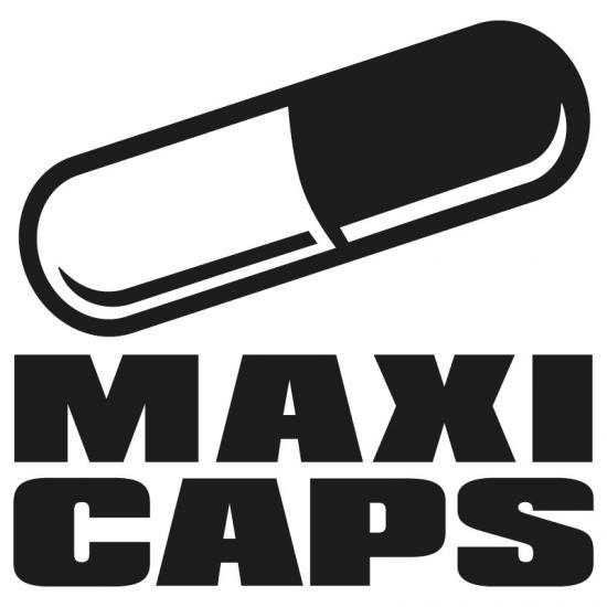 Maxi-Caps mit mehr Inhalt