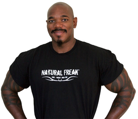 Kult Shirt Natural Freak - Flex Wheeler