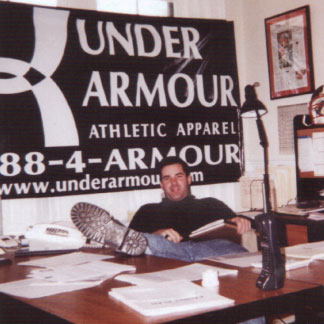 Under Armour - Kevin Plank