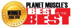 Planet Muscles Best of the Best