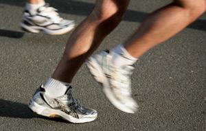 Triathlon Disziplin Laufen