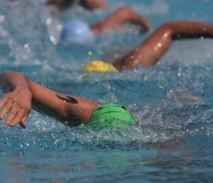 Triathlon Disziplin Schwimmen