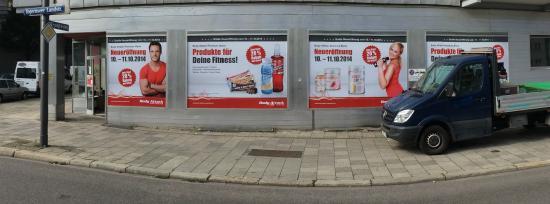Premium Store M�nchen-Giesing